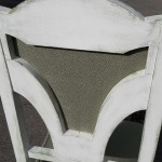 Parell de cadires de color verd4